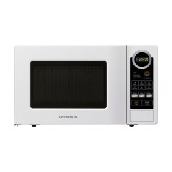 Daewoo 20L Microwave Oven (KOR-6L7W) - White