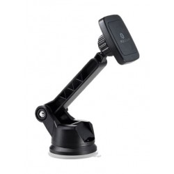 WizGear Universal Magnetic Dashboard and Windshield Mount - Black