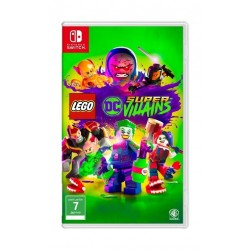 LEGO DC Super-Villains - Nintendo Switch Game