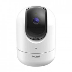 D-Link 360 Security Camera - White
