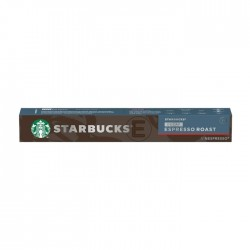Starbucks By Nespresso Decaf Dark Roast - 10 Capsules