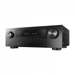 Denon 5.2 Channel 130W 4K Ultra HD Audio Video Receiver | Buy Online – Xcite