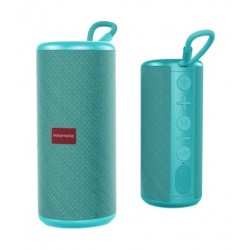 Promate Pylon Stereo Sound Speaker - Turquoise