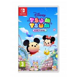 Disney Tsum Tsum Festival - Nintendo Switch Game
