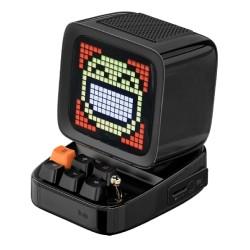 Divoom Ditoo Pixel Art Black Wireless Speaker in Kuwait   Buy Online – Xcite