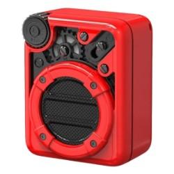 Divoom Espresso Red Wireless Speaker in Kuwait | Buy Online – Xcite