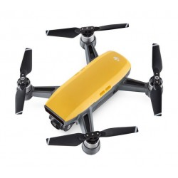 DJIPhantom Spark 12MP 2-Axis Quadcopter - Yellow