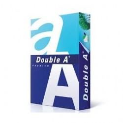 Double A A4 Paper 80GSM (500'S/PACK)