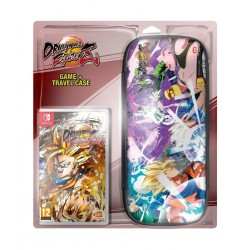 Dragon Ball FighterZ Nintendo Switch Game + Travel Case