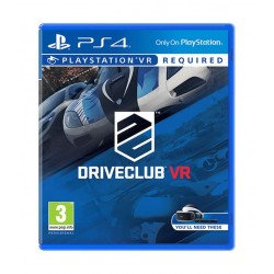 DriveClub – Playstation 4 VR Game