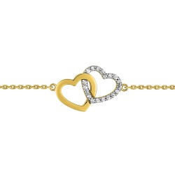 Fontenay Ladies Bracelet - Brass - Gold Plated  (DSB353Z18E) in Kuwait   Xcite Alghanim
