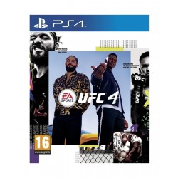 UFC 4 - Playstation 4 Game