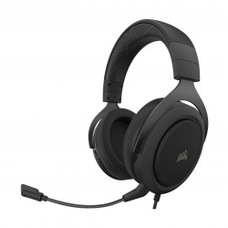 Corsair HS70 Pro 7.1 Virtual Surround Sound Wireless Gaming Headset - Carbon