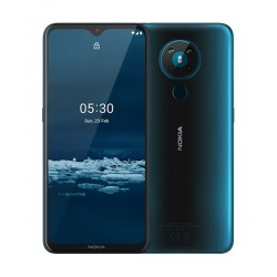 Nokia 5.3 64GB Phone - Cyan