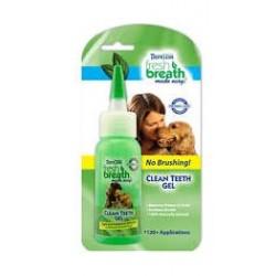 TropiClean Fresh Breath Clean Teeth Gel For Cats - 2 oz.