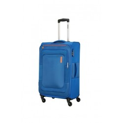 American Tourister Duncan 81CM Spinner Soft Luggage (FL8X01903) - Blue