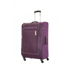American Tourister Duncan 81CM Spinner Soft Luggage (FL8X91903) - Purple