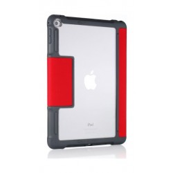 STM Dux Protective Case for Apple iPad Mini 4 - Red (STM-222-104GZ-29)