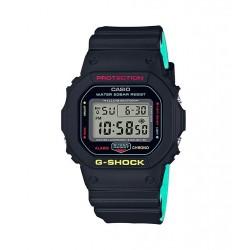 Casio G-shock Digital Gents Rubber Watch (DW-5600CMB-1DR)