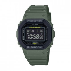Casio G-Shock 49mm Men's Digital Watch (DW-5610SU-3DR) in Kuwait | Buy Online – Xcite