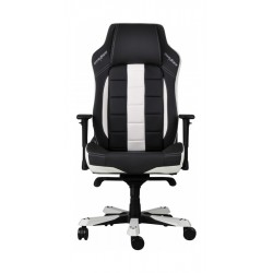 DXRacer Classic Series Gaming Chair - Black/White