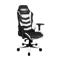 DXRacer Iron Series Gaming Chair - Black/White