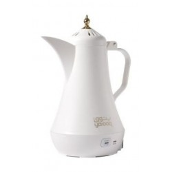 Yatooq 800W 350ML Arabic Coffee Maker (Y-003) - White