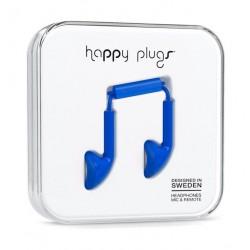 Happy Plugs Earbud Earphones – Cobalt