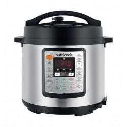 NutriCook Smart Pot Eko Pressure Cooker 6L 1000W - (NC-SPEK6)