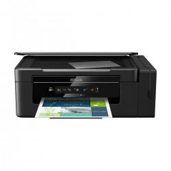 Epson 3-in-1 EcoTank Printer (L3050) - Black