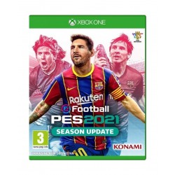 E-Football PES 2021 - XboxOne Game