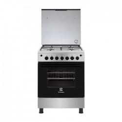Electolux 60X60 Gas Cooker (EKG611A1OX)