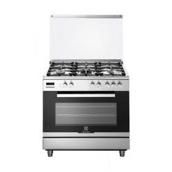 Electrolux Free Standing Dual Fuel Cooker (ELTXEKK945AAOX) - Silver