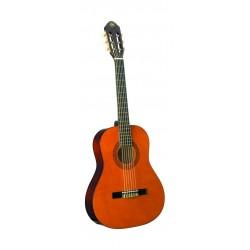 Eko CS-5 Classic Guitar - Brown