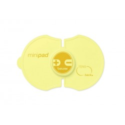 Beurer Mini Tens Pain Relief Pad (EM10) - Yellow