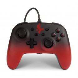 Enhanced Wired Controller for Nintendo Switch - Mario Fade