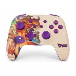 Enhanced Wireless Controller for Nintendo Switch - Spyro