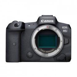 Canon EOS R5 Mirrorless Digital Camera in Kuwait | Buy Online – Xcite