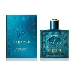 Eros by Versace For Men 100 ML Eau de Toilette