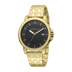 Esprit Layer Quartz Analog 35mm Men's Watch - Gold (ES1G160M0075)