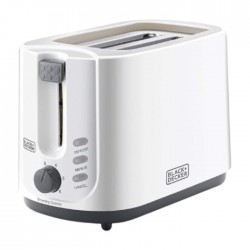 Black & Decker 750W Toaster (ET125-B5) in Kuwait | Buy Online – Xcite