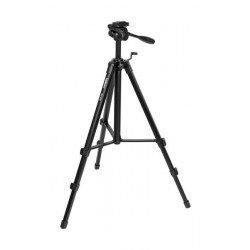 Velbon Aluminum Tripod with 3-Way Pan and Tilt Head (EX-630)