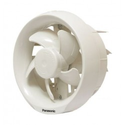Panasonic 6-inch Window Mount Ventilator Fan (FV-15WA1NBH) - White