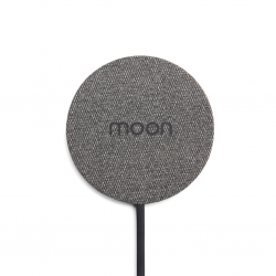 Moon Waterproof Charging Pad - Black Fabric