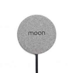 Moon Waterproof Charging Pad - Grey Fabric