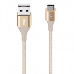 Belkin MIXIT USB To USB-C Cable (F2CU059bt04) - Gold