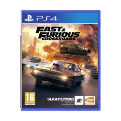 Fast & Furious: Crossroads - Playstation 4 Game