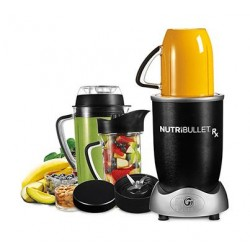 Magic Bullet 1700W NutriBullet RX Blender (N17-1012) – Black
