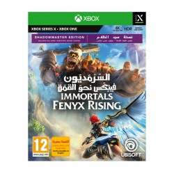 Buy Immortals Fenyx Rising Shadow Master Edition Xbox X Game in Kuwait | Buy Online – Xcite