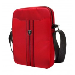 Ferrari Urban Tablet Bag For Up To 10 inch Tablet - Red